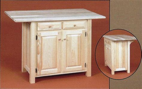 unfinished kitchen furniture unfinished pine kitchen cabinets