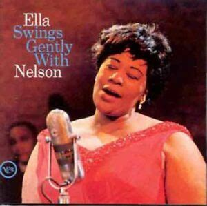 ella fitzgerald swing ella fitzgerald swings gently with nelson new cd ebay