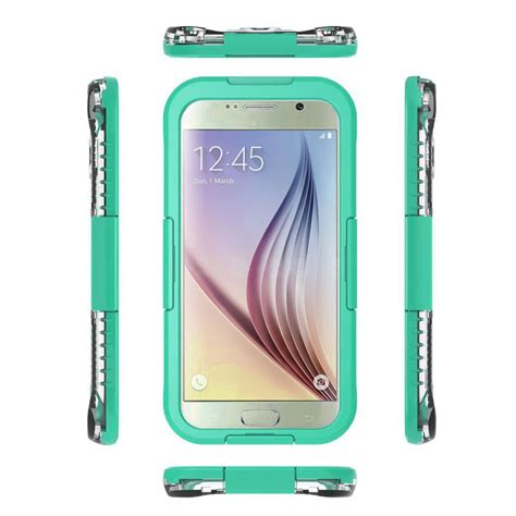 Samsung Galaxy S6 Waterproof For Samsung Galaxy S6 Edge Waterproof Shockproof Dustproof
