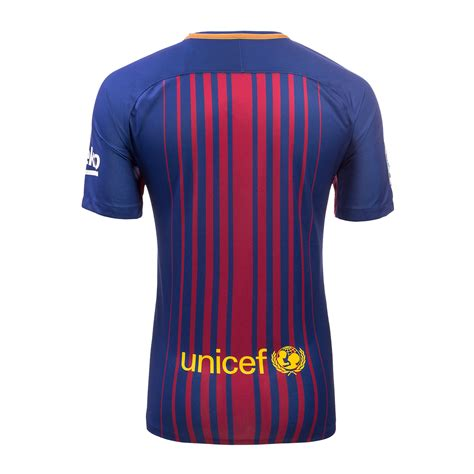 Jersey Barcelona Home 1213 fc barcelona home jersey 2017 18 fcb official