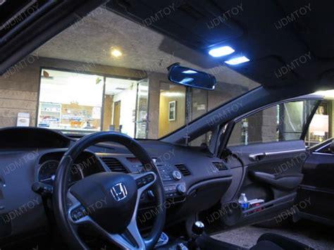 Honda Fit Interior Light by Exact Fit Honda Civic 108 Led Panels Led Interior Lights