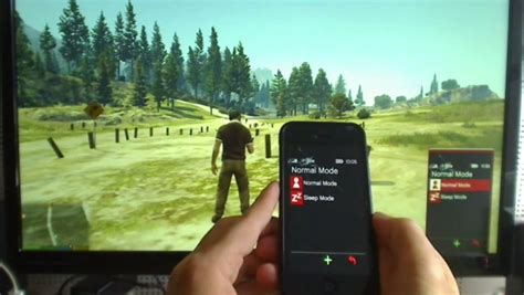 mod game for iphone cool mod lets you use gta v in game phone with your iphone