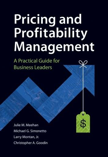 Pricing And Profitability Management Ebook By Julie Meehan