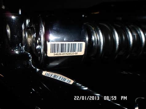 Tieferlegen Ohne Dämpfer by Sto 223 D 228 Mpfer 28cm 11 Gemessen Unklar Harley