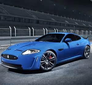 Jaguar Xkr Blue Jaguar Xkr S In Racing Blue Techeblog
