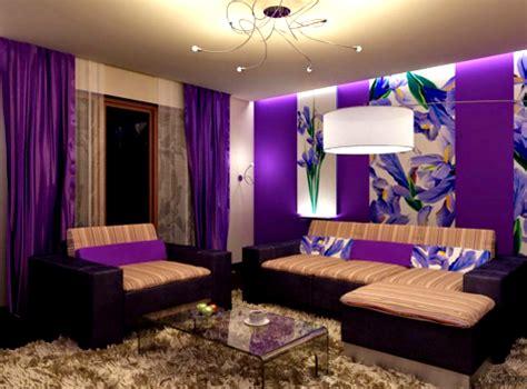 desain interior ruang tamu warna ungu 61 desain ruang tamu ungu 10 warna kombinasi abu