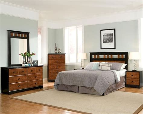 Standard Furniture Bedroom Set Standard Furniture Panel Bedroom Set Steelwood St 61250set