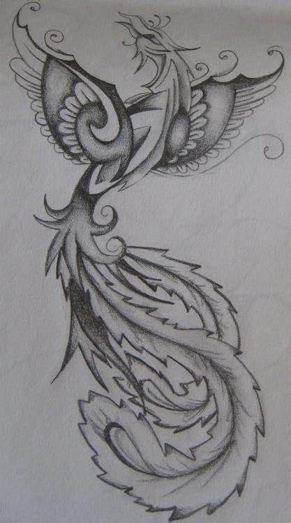 tattoo phoenix feminine feminine phoenix tattoos for women bing images tattoo