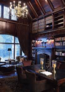Home Library Decor 20 Wonderful Home Library Ideas