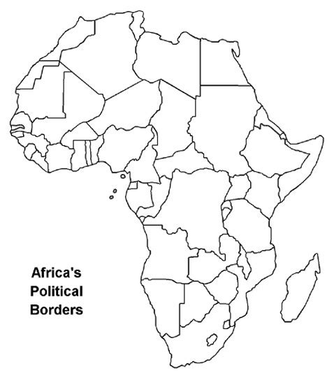 africa map test fill in map of africa quiz fill in