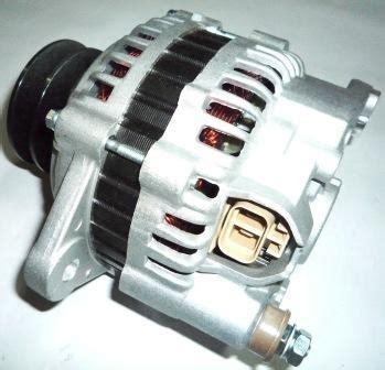 Alternator Assy M Bt50 alternator assy alat mobil