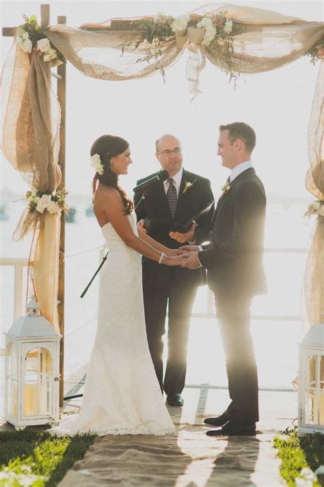 Picture Perfect Wedding Ceremony Altar Ideas   MODwedding