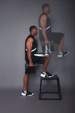 weighted bench step ups 301 moved permanently