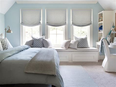 grey white and blue bedroom welcoming guest bedroom ideas for winter visitors hgtv