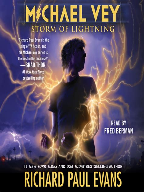 Pdf Michael Vey 5 Lightning by Of Lightning King County Library System Overdrive
