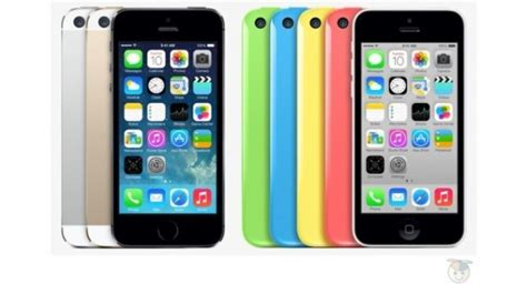 iphone 5c specs iphone 5s vs iphone 5c how the specs compare apple