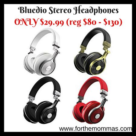 Promo Bluedio T3 Wireless Bluetooth Headphone Gold bluedio t3 wireless bluetooth 4 1 stereo headphones only 29 99 reg 80 130