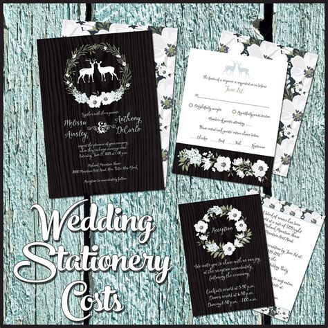 average price spent on wedding invitations simplicity how much should i spend on wedding invitations