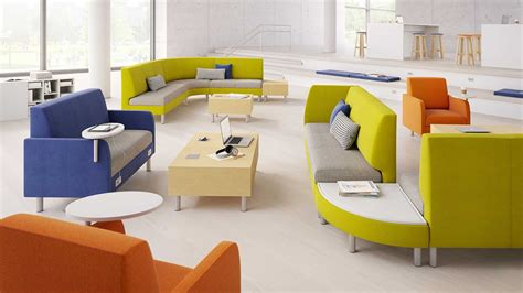 coact modular lounge furniture office
