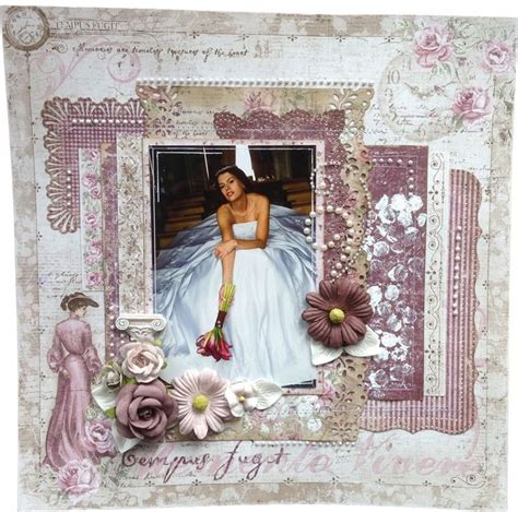 scrapbook wedding layout ideas 17 images about wedding scrapbooking layouts on pinterest
