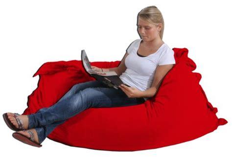 sofa deutscher hersteller riesensitzsack sitzsack sitzkissen kissen bodenkissen