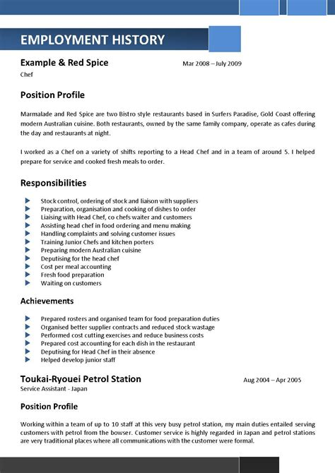 Resume Australia Exle Professional We Can Help With Professional Resume Writing Resume Templates Selection Criteria Writing