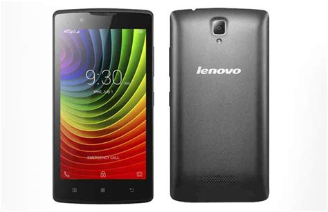 Lenovo Vibe A2010 lenovo a2010 with 4g lte for 3500 specs and features techno guide