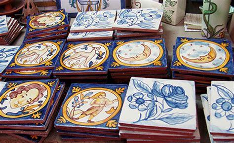 zocalo  azulejos rusticos ceramica artistica matilde