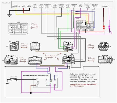 wiring diagram for kenwood car cd player wiring diagram