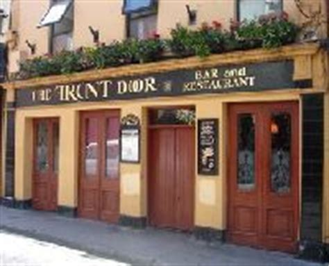 the front door galway pubs on galway ireland ireland and
