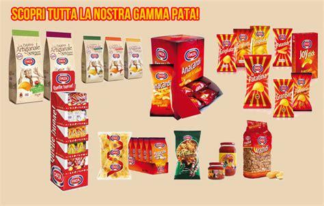 distributore alimentare nuovi prodotti pata cibo e alimentazione