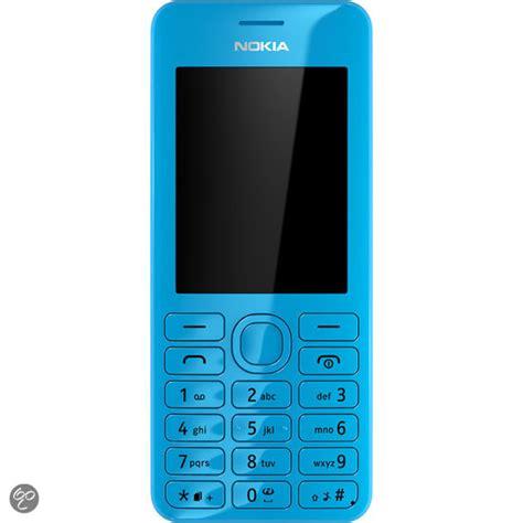 themes nokia 206 dual sim bol com nokia 206 dual sim blauw elektronica