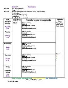 kindergarten lesson plan template common blank kindergarten lesson plan template by cheryl
