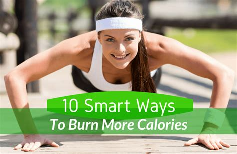 10 Ways To Burn More Calories During The Day by 18 Minute Boot C Cardio Sculpt Sparkpeople