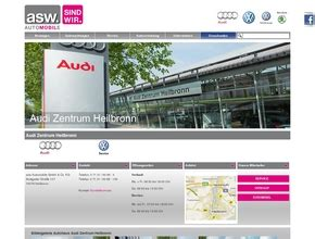 Audi Zentrum Heilbronn by 301 Moved Permanently