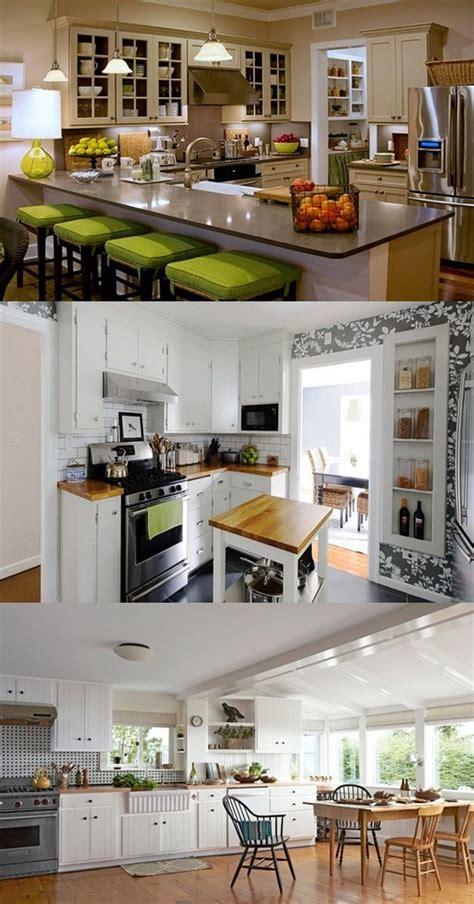 affordable ways  designing  kitchen  simple