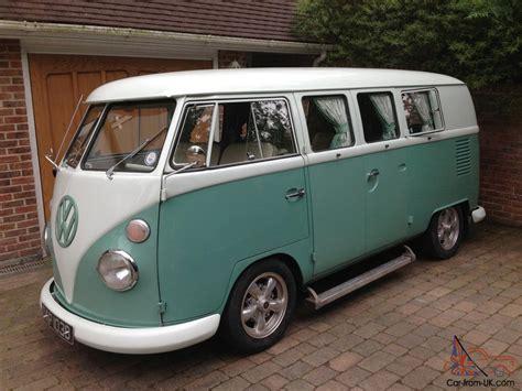 volkswagen minibus 1964 1964 volkswagen vw splitscreen cer bay bus