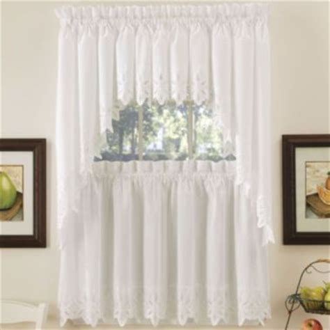 Hanna Kitchen Curtains Found At Jcpenney Bathroom Kitchen Curtains Jcpenney