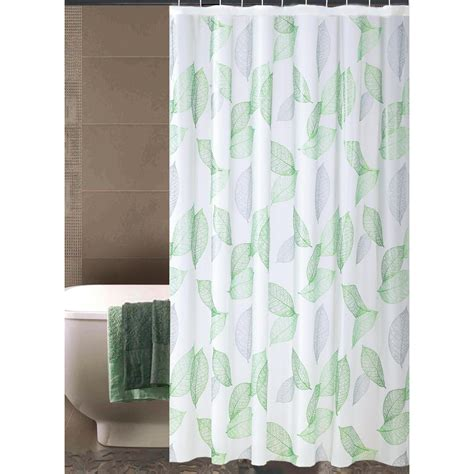 Peva Shower Curtains by Colormate Peva Shower Curtain Nature Shop Your Way