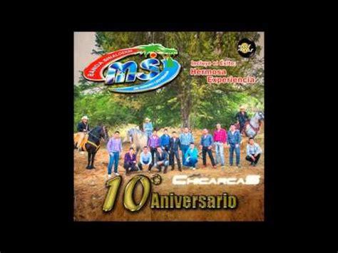 banda ms 10 aniversario 2013 cd completo banda ms enfermo cd completo doovi