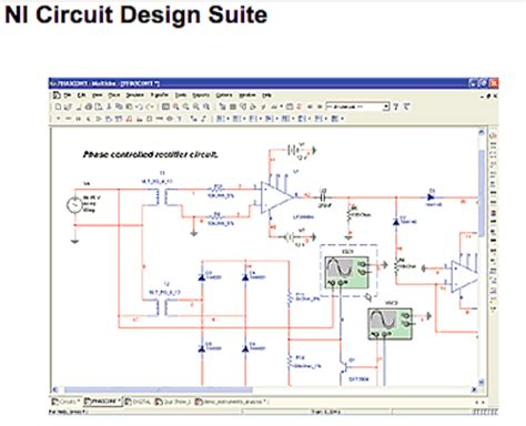 circuit layout design software free download ni circuit design suite 13 free download