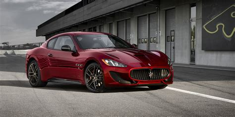 gran turismo maserati 2018 2018 maserati granturismo facelift revealed here in 2018