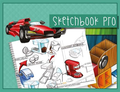 sketchbook pro student courses at a glance designrete