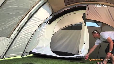 tenda t6 2 como montar a barraca t6 2 xl air quechua exclusividade