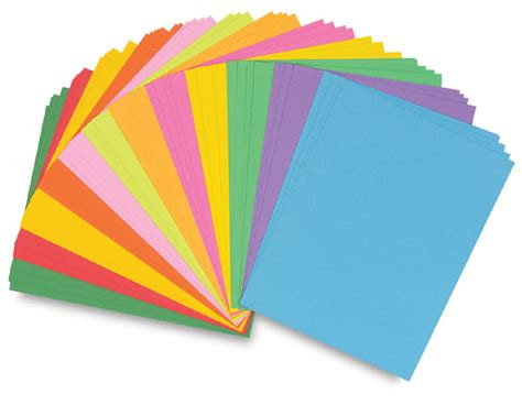 Paper Materials - hygloss bright tag paper blick materials