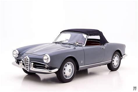 1959 alfa romeo giulietta spider 1959 alfa romeo giulietta spider hyman ltd classic cars