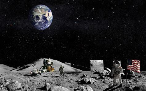 en la luna 8466643907 im 225 genes de astronautas en la luna para descargar