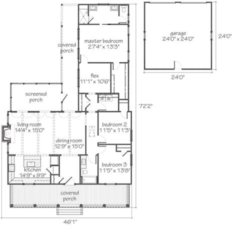 four gables print southern living house plans southern living floor plans four gables print southern