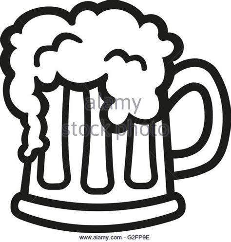 cartoon beer black and white lager cartoon stock photos lager cartoon stock images