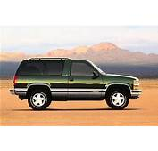 1999 Chevrolet Tahoe Chevy Pictures/Photos Gallery